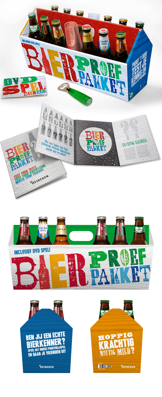 HEINEKEN Bierproefpakket >>