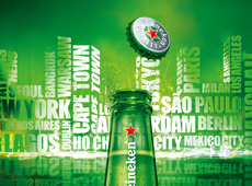 HEINEKEN Cities of the World >>